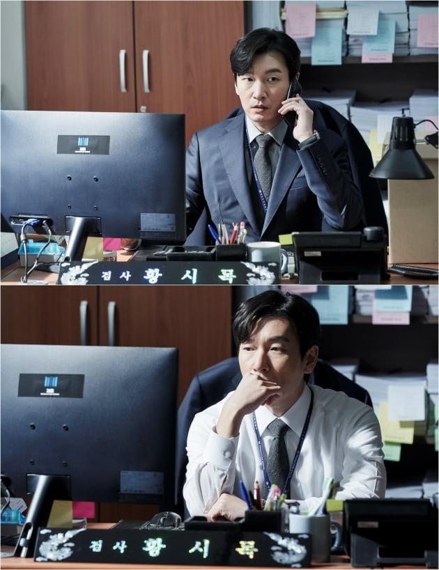 '비밀의 숲2' 조승우 스틸컷/ 사진=tvN 제공