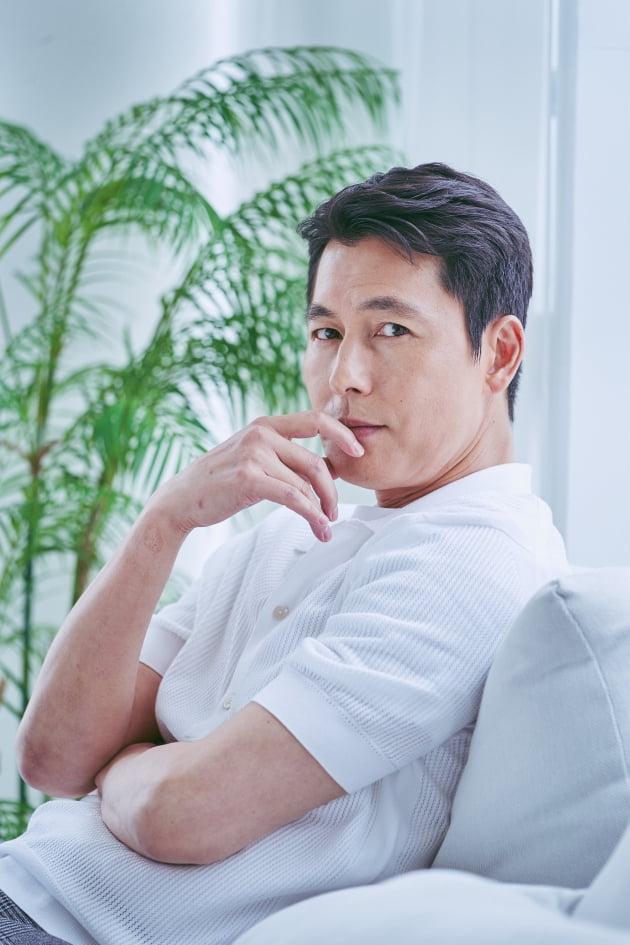 배우 정우성 / 사진제공=롯데엔터테인먼트