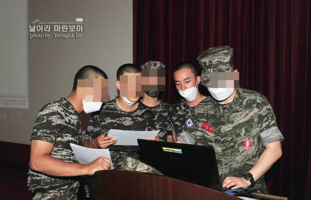 로이킴 / 사진 = 해병대 공식 블로그 캡처