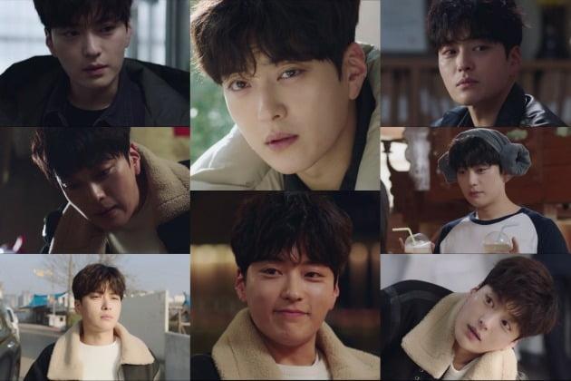 JTBC 월화드라마 '모범형사' 방송화면. /사진제공=에이스팩토리
