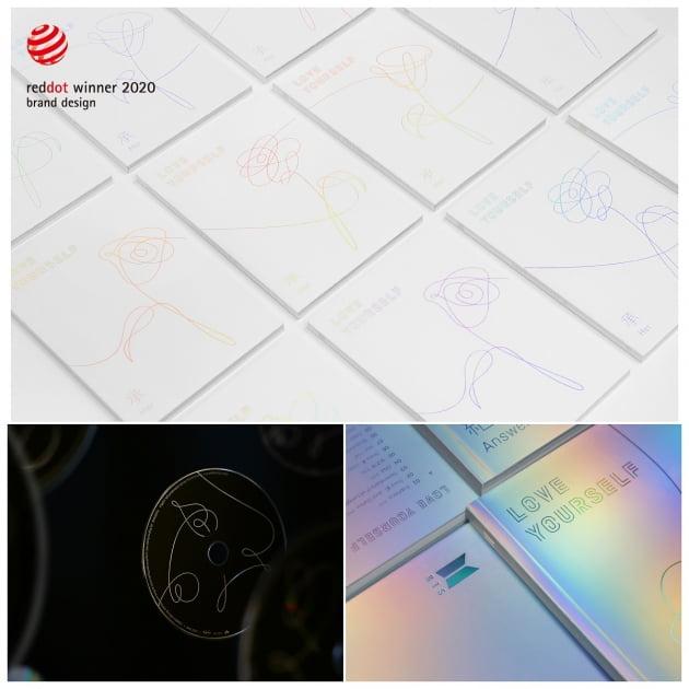 그룹 방탄소년단의 러브 유어셀프(LOVE YOURSELF) 시리즈 / 사진제공=빅히트엔터테인먼트