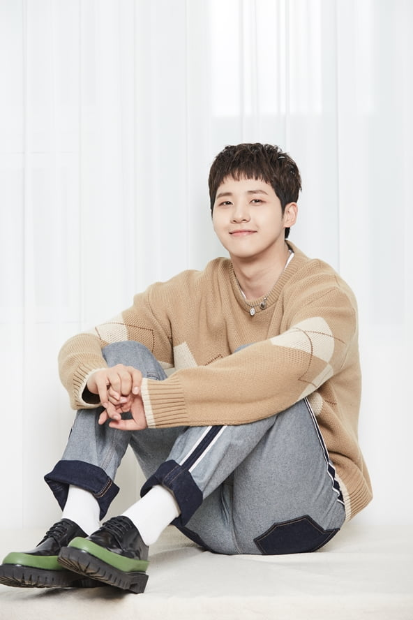 그룹 B1A4(비원에이포)의 신우 / 사진제공=WM엔터테인먼트