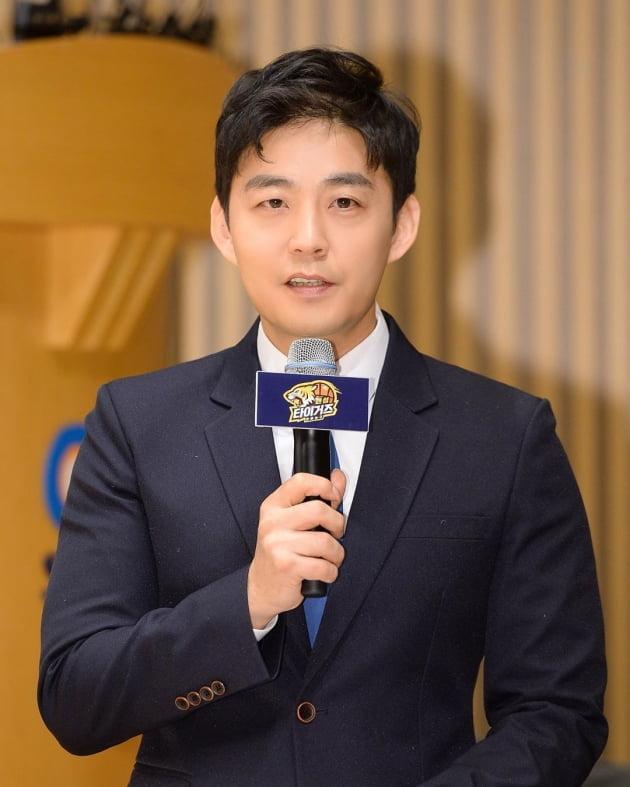정우영 SBS 스포츠 아나운서./