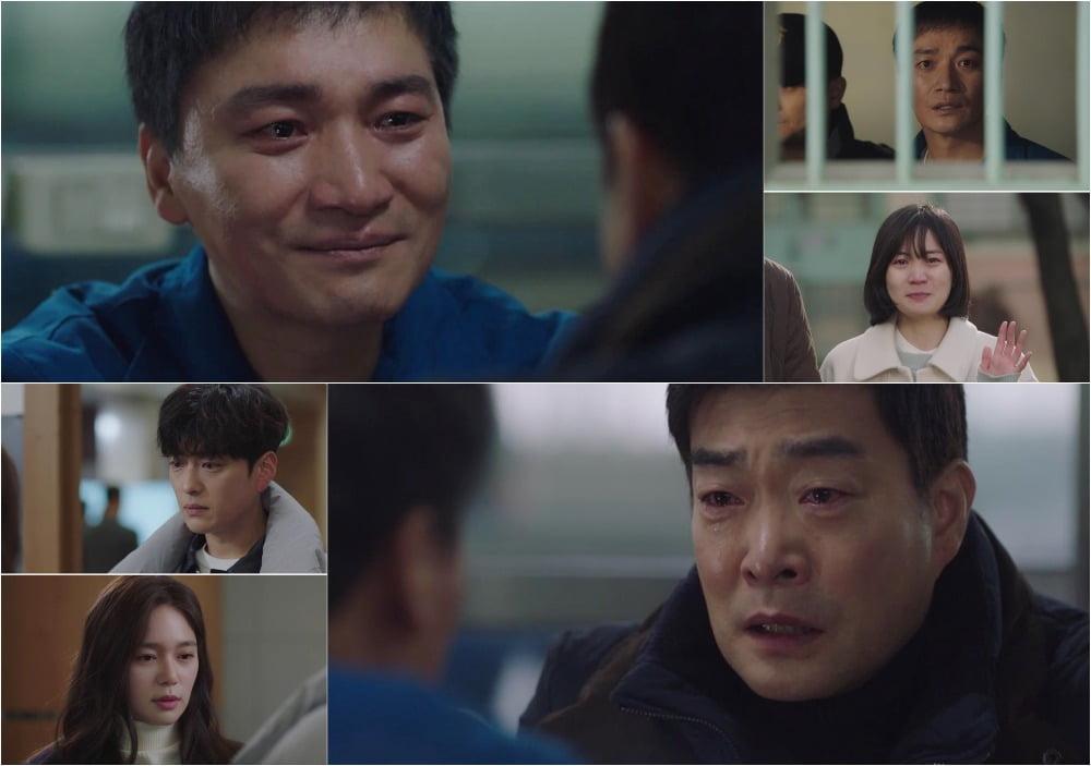 '모범형사' 8회/ 사진=JTBC 제공