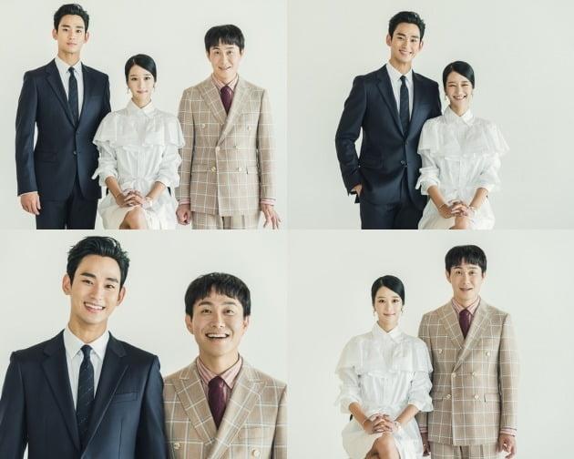 '사이코지만 괜찮아' 김수현X서예지X오정태./사진제공=tvN