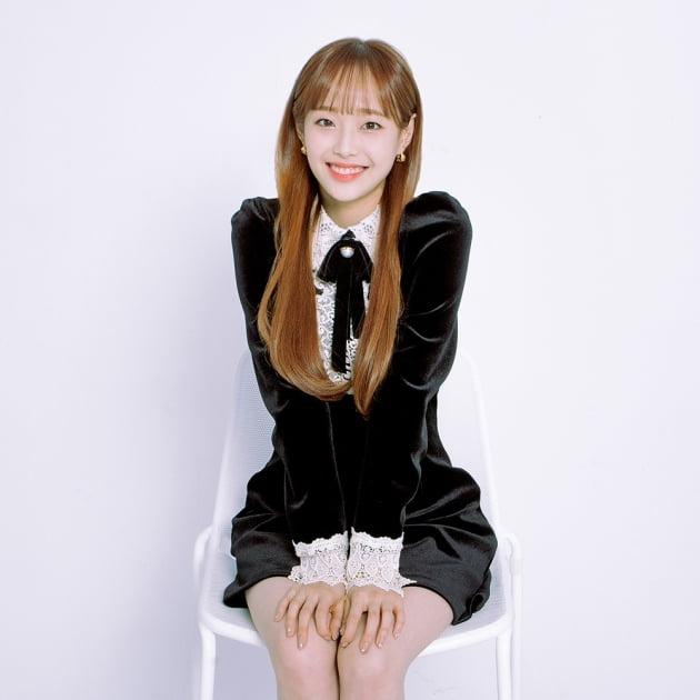 그룹 이달의 소녀 멤버 츄 / 사진제공=블록베리크리에이티브