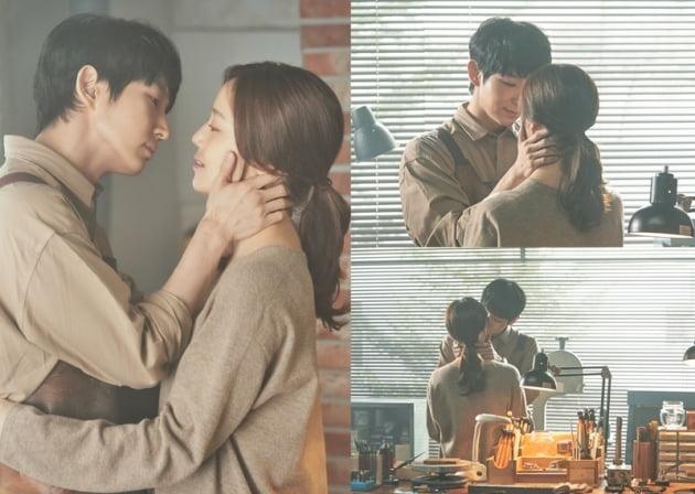 '악의 꽃' 이준기 문채원 / 사진 = tvN 제공