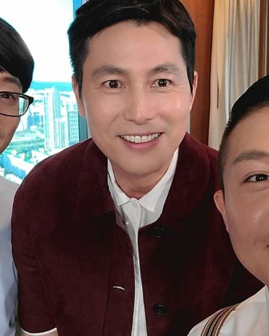 유재석 정우성 조세호 / 사진 = 조세호 인스타그램