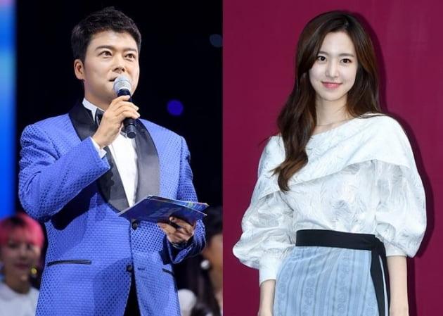 전현무-진세연 호흡 맞춘다 … '2020 소리바다 어워즈' MC 발탁