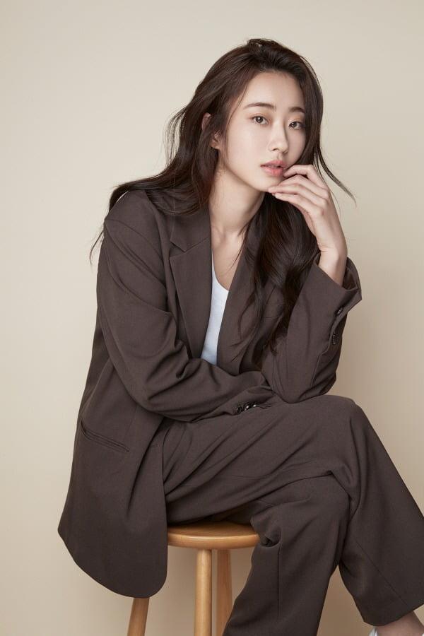 그룹 나인뮤지스 출신 배우 박경리. /사진제공=YNK엔터테인먼트