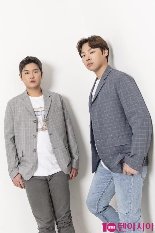알고보니 혼수상태 김경범(왼쪽), 김지환./ 사진=텐아시아DB