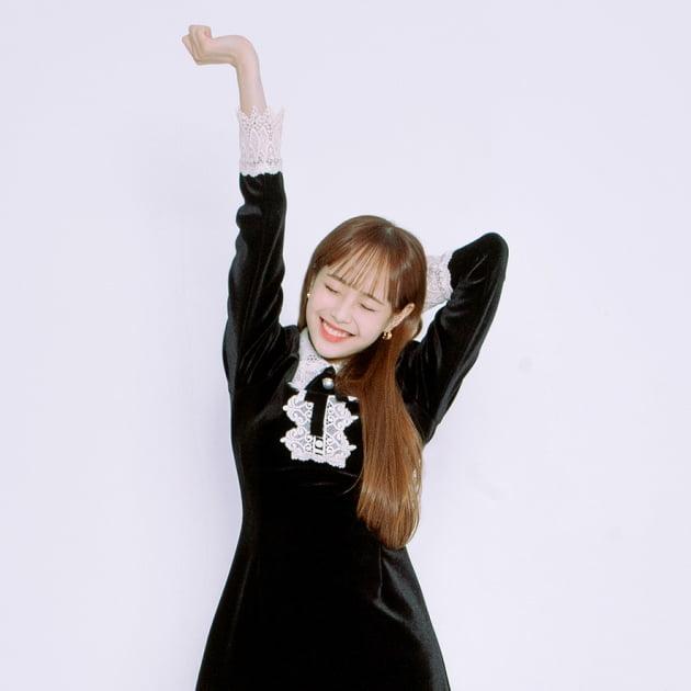 그룹 이달의 소녀 츄 / 사진제공=블록베리크리에이티브
