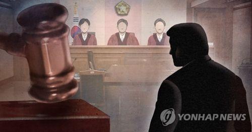 금목걸이 강도 들통나자 '최루액 분사' 60대…항소심 징역 5년