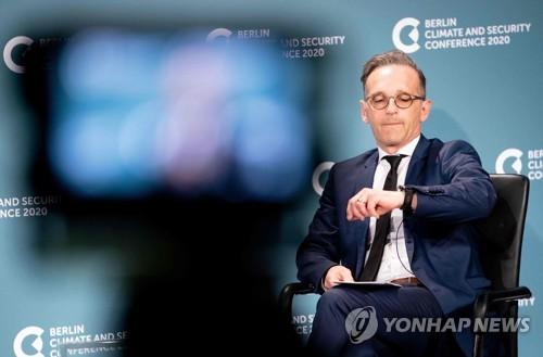 """독일 외무, 홍콩보안법 시행에 """"EU-중국 관계에 영향줄 것"""""""