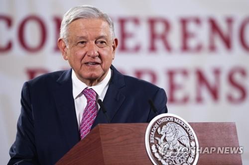 미·멕시코 정상, 8일 워싱턴서 첫 만남…멕시코선 논란 지속