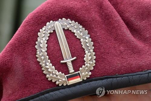 """독일 국방장관 """"극우 연관된 특수부대 일부 해체할 것"""""""