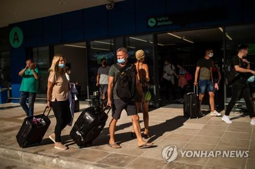 그리스, 전국 모든 공항·항만 국제노선 운항 재개