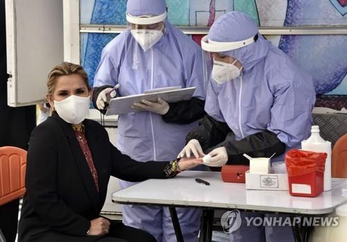 중남미 정부 덮친 코로나19…대통령·각료 줄줄이 감염
