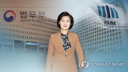 추미애 아들 군 휴가 미복귀 의혹…검찰 '신중모드' 속 본격수사