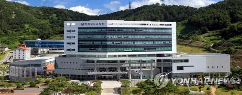 경찰, '공무원 뇌물 의혹' 목포공공도서관 압수수색