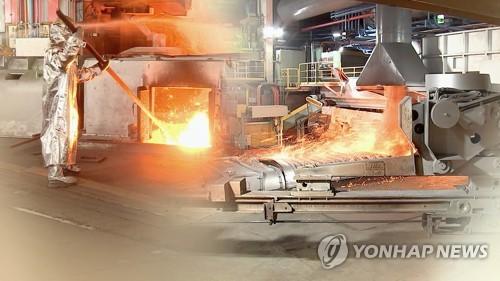 중소 철강사 기술력 강화에 1천354억원 투입