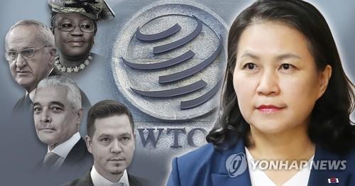 """WTO 사무총장 입후보 내일 마감…""""이번엔 승산 있다"""" 정부 총력"""
