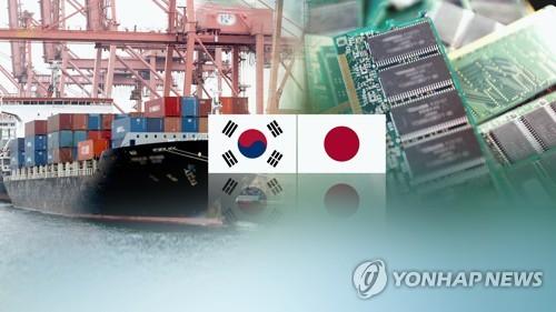 일본 대한국 수출액 11년 만에 최저…코로나·수출규제 여파
