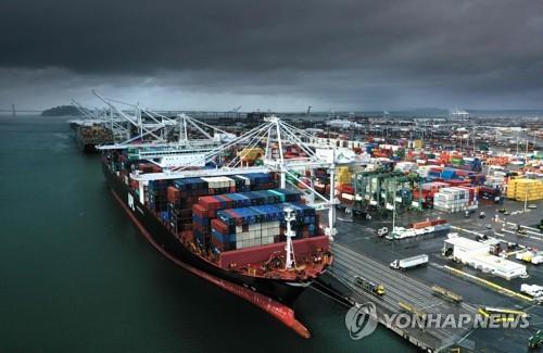 미국, 5월 무역적자 9.7%↑…수출은 11년 만에 최저