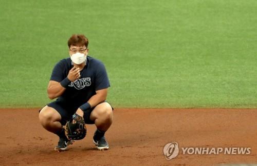 류현진, 최지만과 25일 MLB 개막전…MLB '초미니시즌' 일정 발표