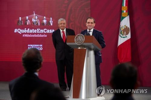 트럼프도 두손 들었는데…여전히 마스크 안 쓰는 멕시코 대통령