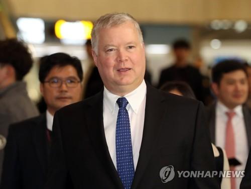 """""""비건 부장관, 내주 방한…7일 한국측 인사들과 회동"""""""