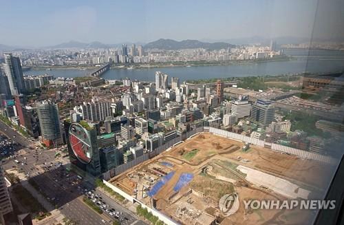 """'강남 개발이익 공유' 박원순 주장에 강남구청장 """"뜬금없다"""""""