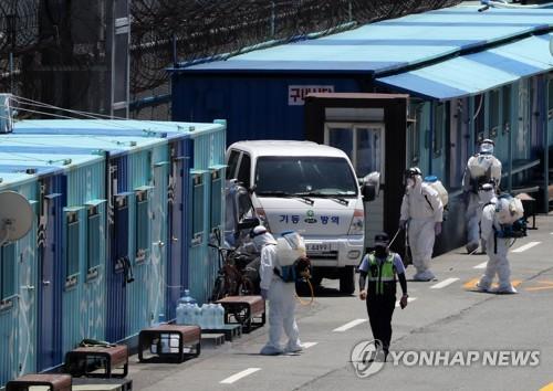 집단감염 러시아 선원 19명 중 3명 완치·퇴원