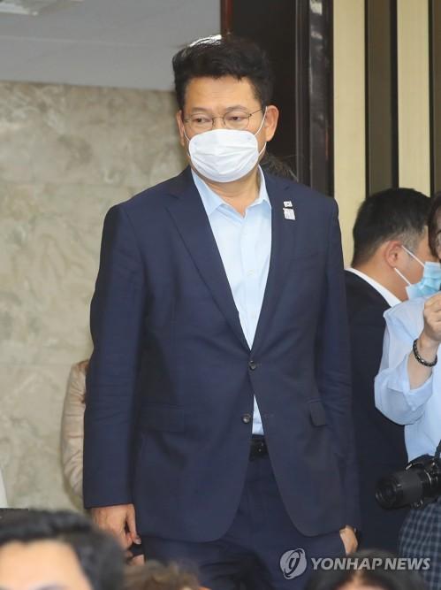 """송영길 """"미·북, 비핵화 진정 바라는지 고민해야"""""""