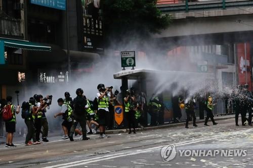 """홍콩보안법에 언론계도 비상…""""기자 기소 시간문제""""(종합)"""