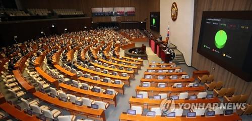 역대 최대 3차 추경 국회 통과…민주 사실상 단독 처리(종합)