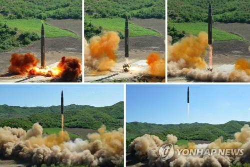 """일본 방위백서 """"北, 핵탄두로 日공격능력 보유"""" 첫 명시"""