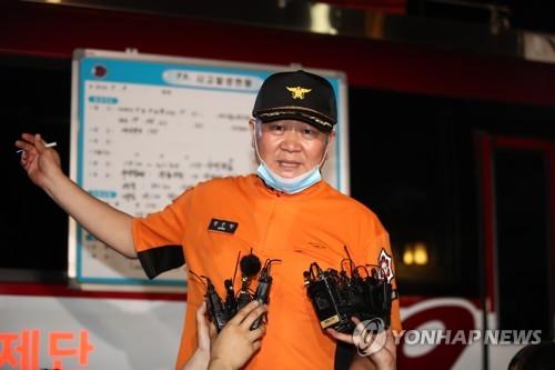 경찰·소방 770여명 박원순 철야수색…수색견 9마리 투입(종합2보)