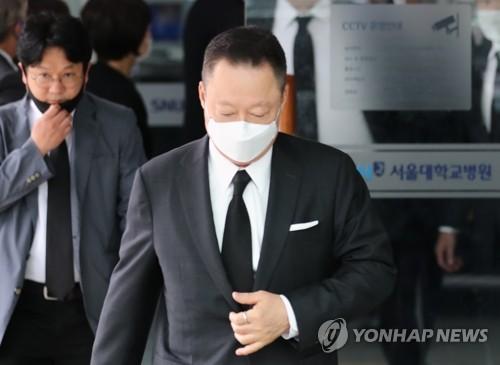 박원순 빈소 사흘째 조문행렬…최영애·박용만·임종석 등 방문(종합)