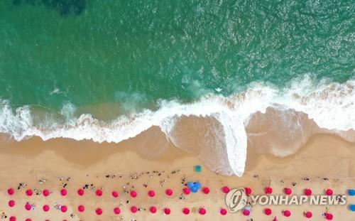 강원도, 동해안 해수욕장 특별점검…안전사고·코로나 예방 중점