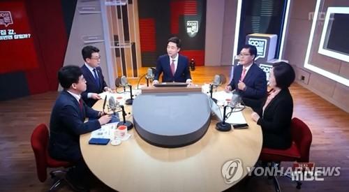 """김현아·진성준 2R…""""100분 립서비스"""" vs """"적반하장"""""""