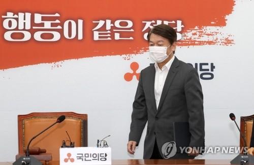 """안철수, 서울시장 단일후보에 """"앞으로도 생각없어"""""""