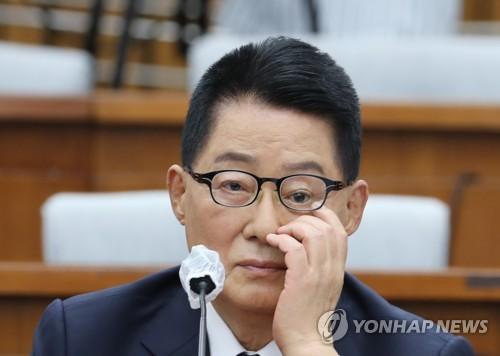 """박지원, '대북송금 이면합의 의혹'에 """"논의도 합의도 없다"""""""