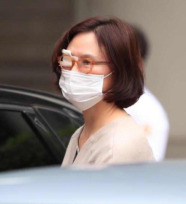 자녀 입시비리·사모펀드 관련 혐의를 받는 정경심 동양대 교수 (사진=연합뉴스)