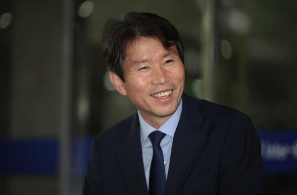이인영 통일부 장관 후보자. 연합뉴스