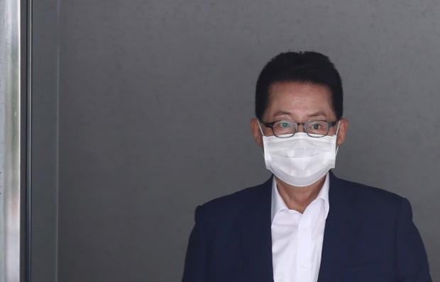 박지원 국가정보원장 후보자. 사진=연합뉴스