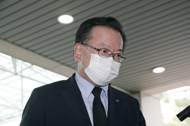 박원순 서울시장 빈소 향하는 김부겸 전 의원. 사진=연합뉴스