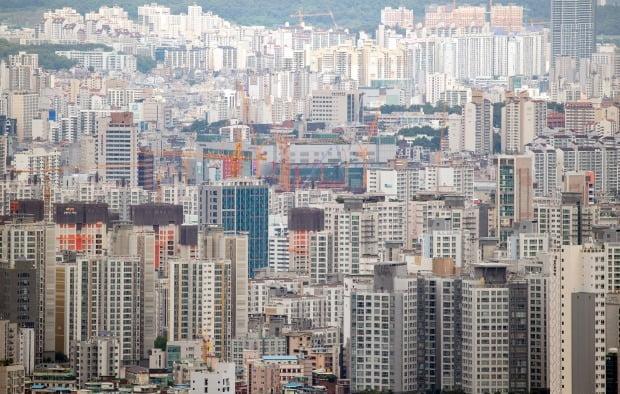 서울 시내 아파트 전경(사진=연합뉴스)