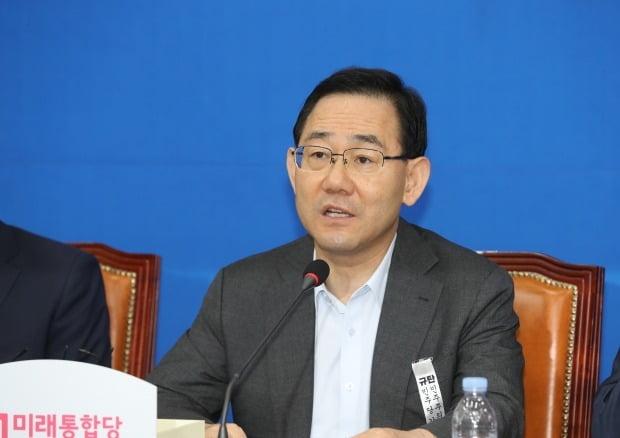 주호영 미래통합당 원내대표./사진=연합뉴스