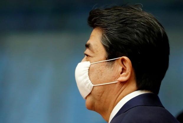 아베 신조 일본 총리./사진=로이터